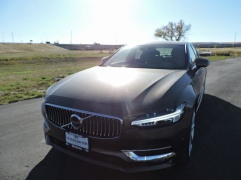 New Volvo S90 T6 Inscription