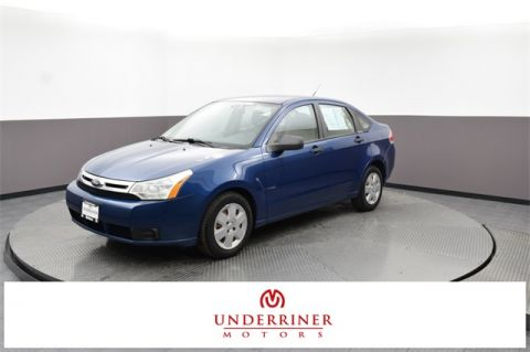Pre-Owned 2009 Ford Focus S