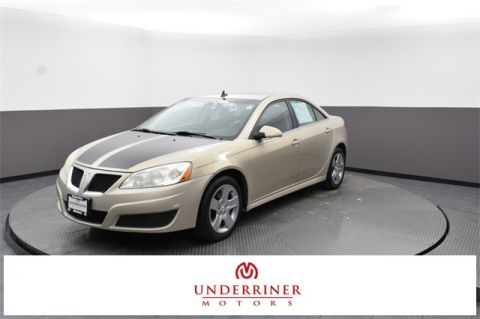 Pre-Owned 2009 Pontiac G6 Value Leader